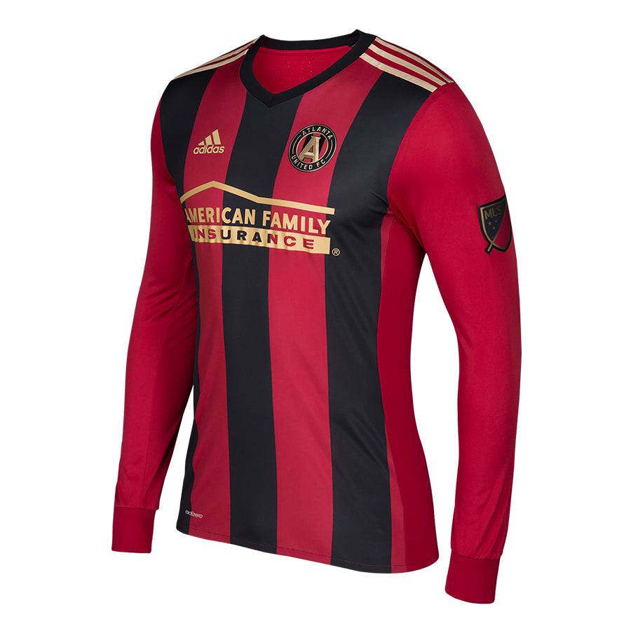 ATLANTA UNITED FC MLS HOME AUTHENTIC JERSEY