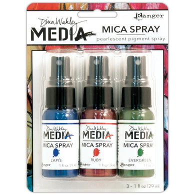 Dina Wakley Media Mica Spray