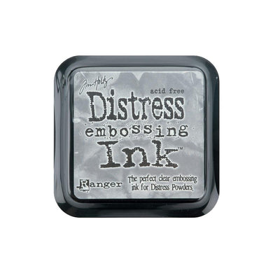 Tim Holtz Distress Clear Embossing Ink Pad