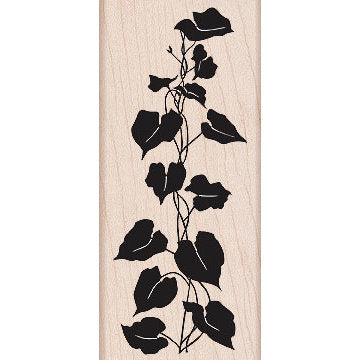 Hero Arts Rubber Stamp, Mounted - Silhouette Ivy