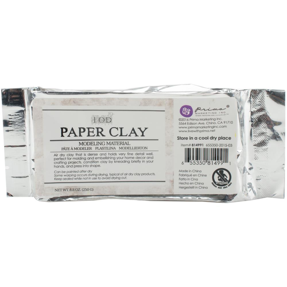 Iron Orchid Designs Paper Clay 8.8 oz.