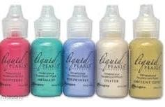 Liquid Pearls Dimensional Pearlescent Paint