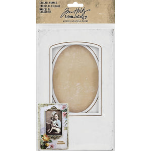 Tim Holtz 2018 Idea-Ology - Bookboard Collage Frames