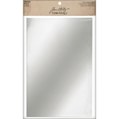 Tim Holtz Idea-Ology Mirrored Adhesive Sheets