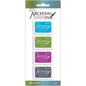 Wendy Vecchi Mini Archival Ink Pad Kits