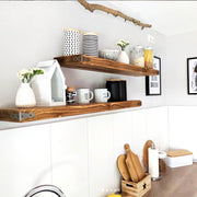 Arrowhead Floating Shelf | 15cm Depth