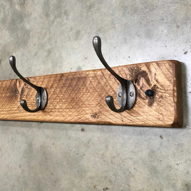 Industrial Coat Rack | 10cm Height