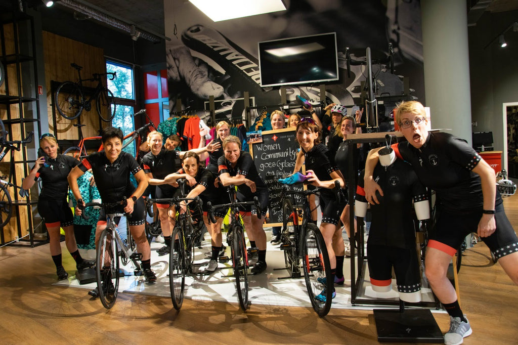 Women´s, get started, Coffee und Performance Rides