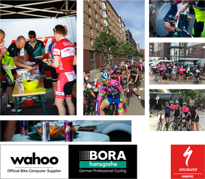 Surprise Stages - Queen Stage - BORA hansgrohe x wahoo x Specialized Hamburg