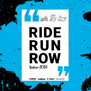 17.11.: Ride Run Row Indoor-Triathlon UPDATE