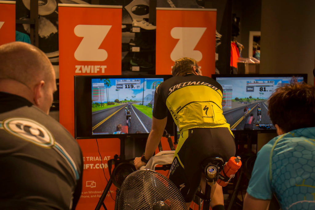 Zwift x Wahoo x KAIFU LODGE x Specialized x IronMan Hawaii