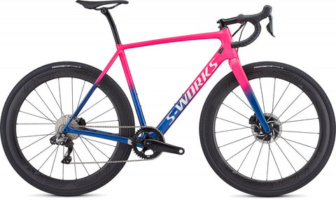 Specialized CRUX S-WORKS Di2 ACDPNK/CMLN/METWHTSIL 54