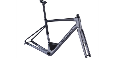 Specialized DIVERGE S-WORKS MEN FRM SAGAN COLL GLCHAR/BLK 58
