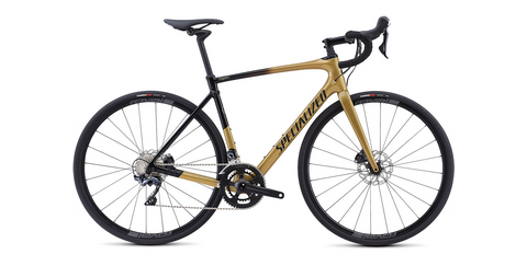 Specialized ROUBAIX COMP SAGAN COLLECTION BLK/GLD 54
