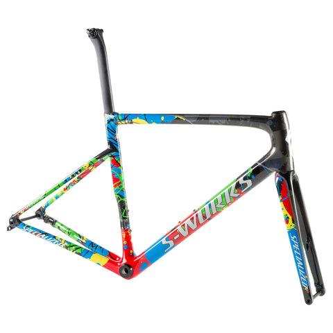 Specialized TARMAC S-WORKS SL6 DISC FRMSET WORLDCUP1