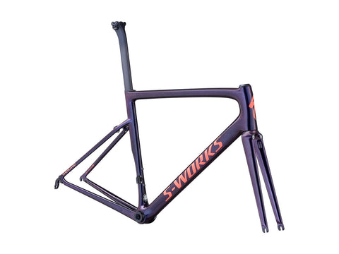 Specialized TARMAC S-WORKS SL6 FRMSET CMLN/ACDRED 52