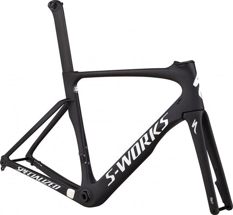 Specialized VENGE S-WORKS DISC VIAS FRMSET BLK/WHT 54