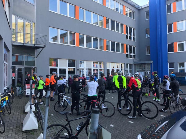 Coffee Ride by Concept Cycles Hamburg & RadCrewHamburg