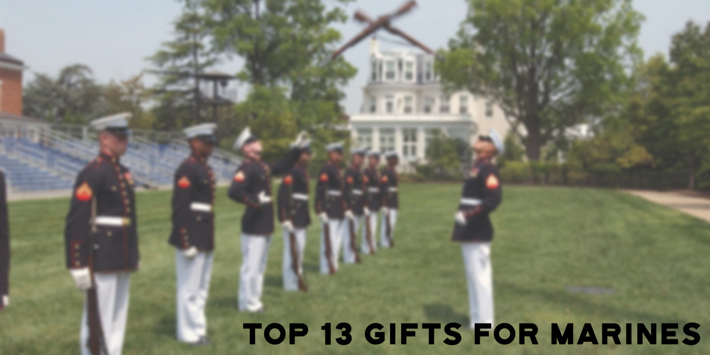 13 Best Marine Corps Gifts