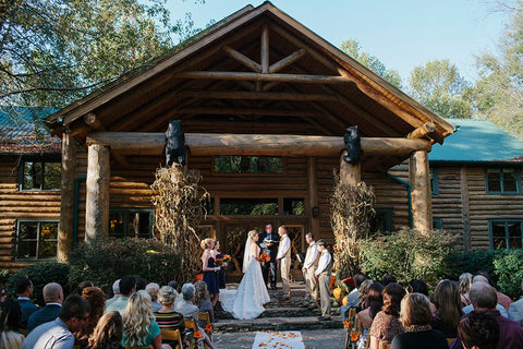 Arkansas Wedding Venue