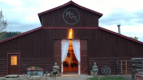 Idaho Wedding Venue