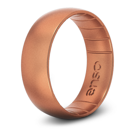 Silicone Wedding Band from Enso Rings