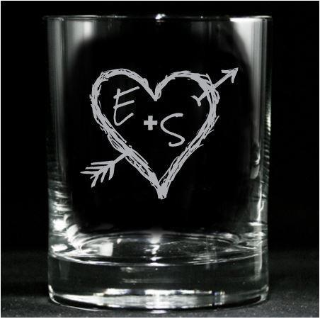Wedding Favors -- Whiskey Glass