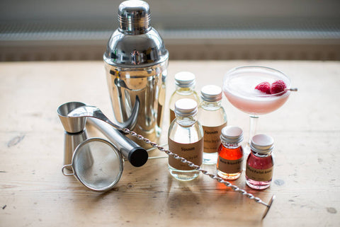 Cocktail Mixology Kit