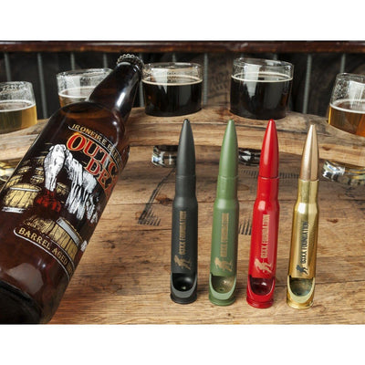 Gloss Red 03XX Foundation .50 Caliber Bottle Opener