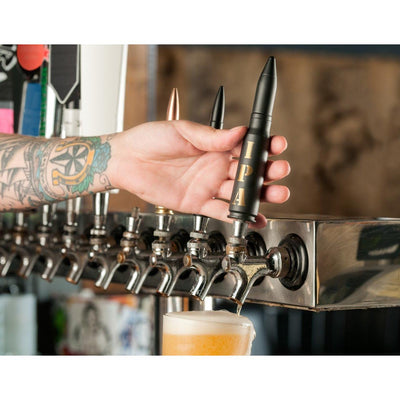Matte Black 20mm Tap Handles