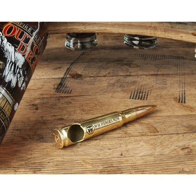 9/11 Heroes Run .50 Caliber Bullet Bottle Opener
