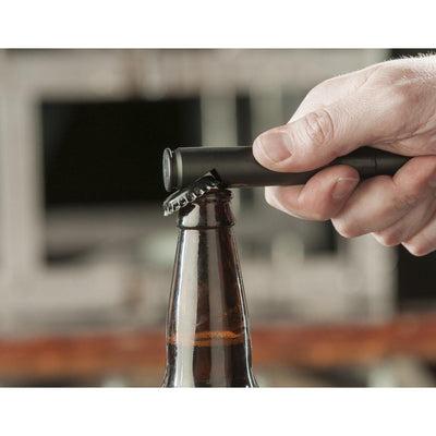 Beer is OK Black .50 Caliber Bullet Bottle Opener