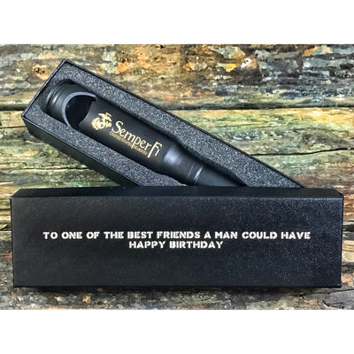 Personalized Bottle Opener Gift Box
