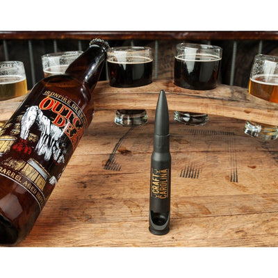 Craft Carolina .50 Caliber Bullet Bottle Opener