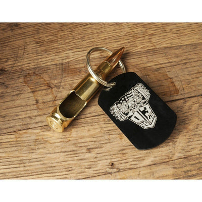 West Point Class of 2003 7.62mm Bottle Opener Keychain