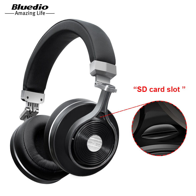 Bluedio T3 Plus Wireless