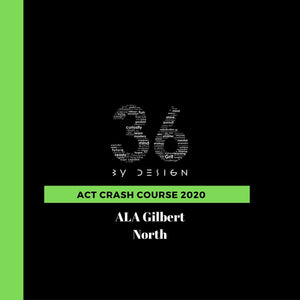 American Leadership Academy ACT Crash Course