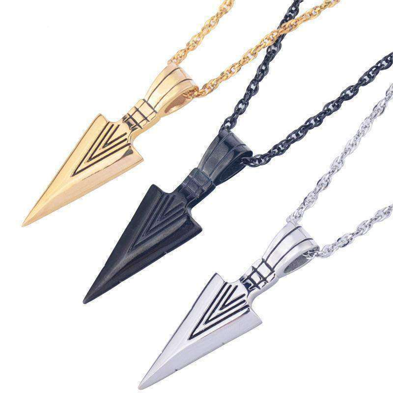 Atlatl-Men's Necklace-Similar to but not affiliated with-Vitaly-Herschel