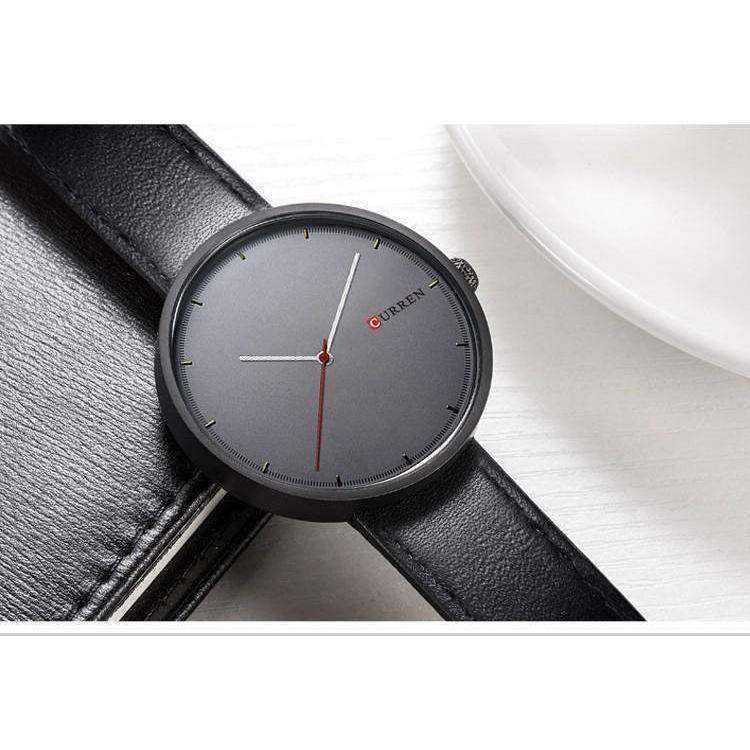 Chrono X Matte Black-Watch-Similar to but not affiliated with-Vitaly-Herschel