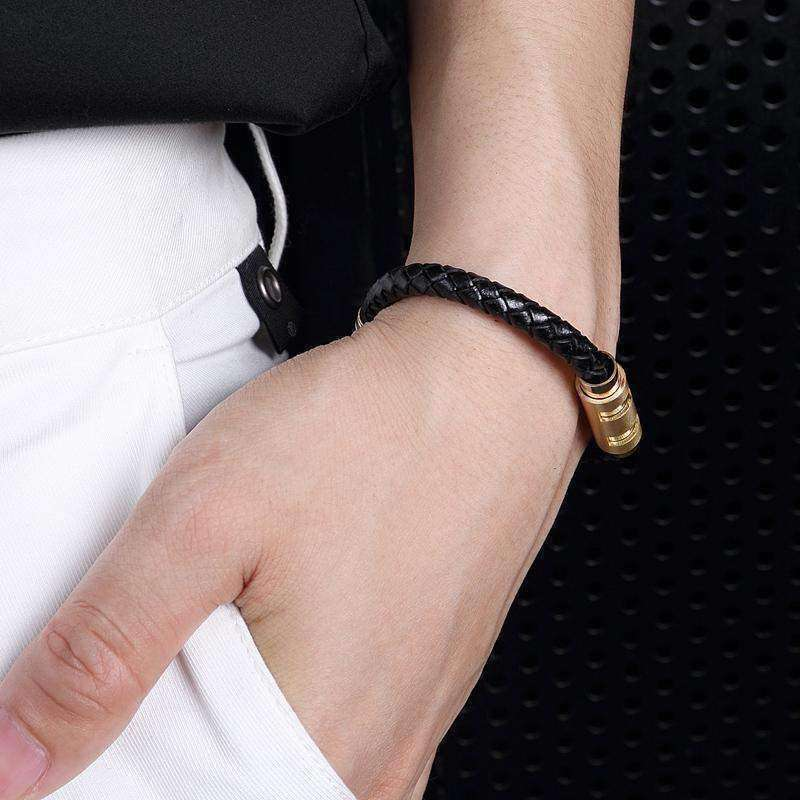 Eros-Men's Bracelet-Similar to but not affiliated with-Vitaly-Herschel