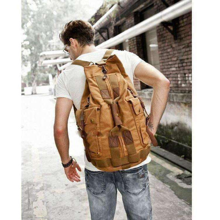 Ruck n Roll-Backpack-Similar to but not affiliated with-Vitaly-Herschel