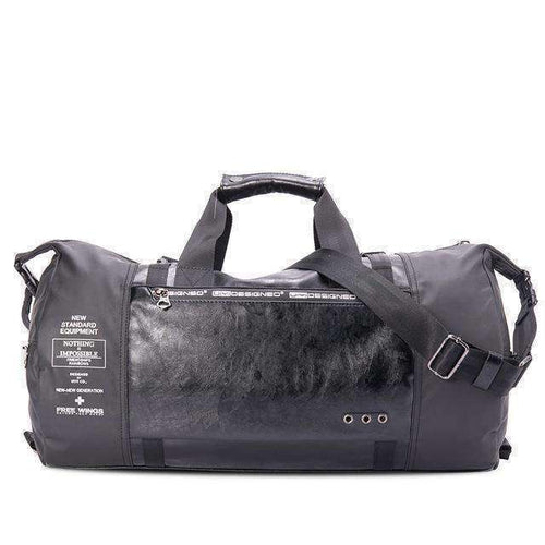The Fighter-Duffel Bag-Similar to but not affiliated with-Vitaly-Herschel