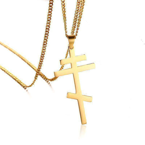 [Un]orthodox-Men's Necklace-Similar to but not affiliated with-Vitaly-Herschel