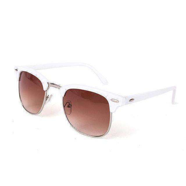 White Havana Sunglasses-Sunglasses-Similar to but not affiliated with-Vitaly-Herschel