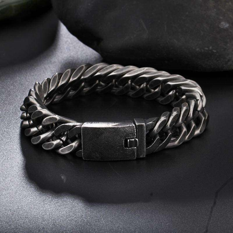 Xerxes [Vintage]-Men's Bracelet-Similar to but not affiliated with-Vitaly-Herschel