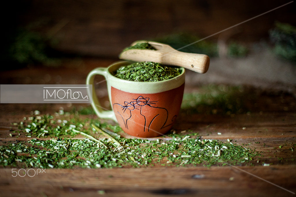 The production process of Yerba Mate