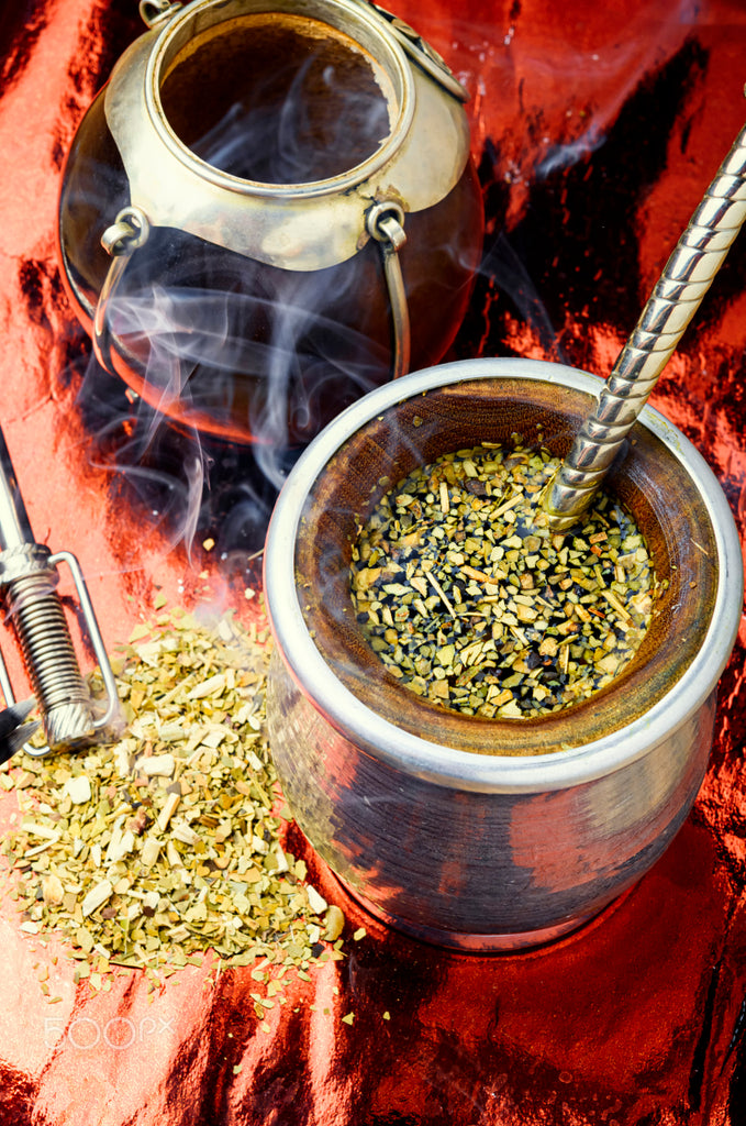 How much caffeine does Yerba Mate contains?
