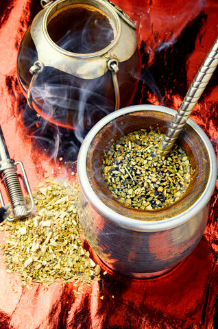 How much caffeine does Yerba Mate contains