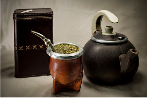 yerba mate preparation