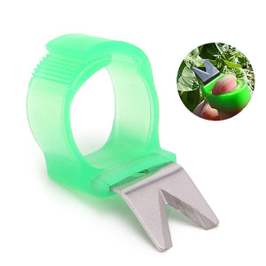 Fruit and Vegetable Ring Blade Picking Tool
